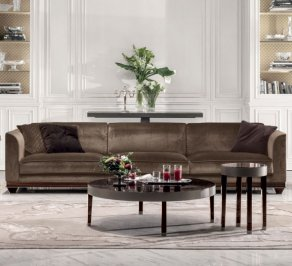 Диван Longhi Loveluxe, W 595 brown