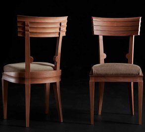 Стул без подлокотников Galimberti Nino Chairs and small armchairs, Dune