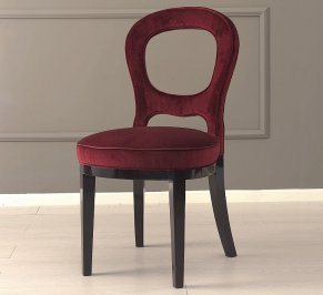 Стул без подлокотников Galimberti Nino Chairs and small armchairs, Gilda