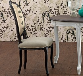Стул без подлокотников Galimberti Nino Chairs and small armchairs, Violetta
