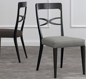 Стул без подлокотников Galimberti Nino Chairs and small armchairs, Zelinda