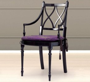 Стул с подлокотниками Galimberti Nino Chairs and small armchairs, NL.457