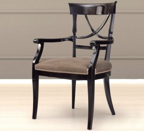 Стул с подлокотниками Galimberti Nino Chairs and small armchairs, NL.549
