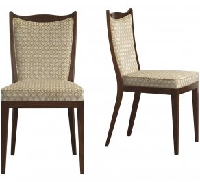 Стул без подлокотников Galimberti Nino Chairs and small armchairs, Dolcina