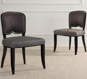 Стул без подлокотников Galimberti Nino Chairs and small armchairs, Gemma_sedia