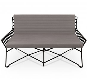 Диван Roberti Rattan Hamptons Graphics, 9734 coffee