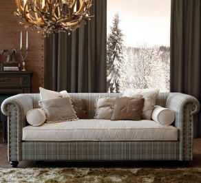 Диван Galimberti Nino Sofas and armchairs, Bogart