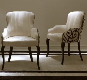 Стул с подлокотниками Galimberti Nino Chairs and small armchairs, Carmen