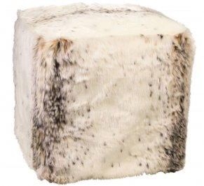 Пуф Winter Home Faux-fur, 99495