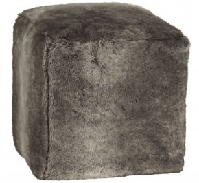 Пуф Winter Home Faux-fur, 99328