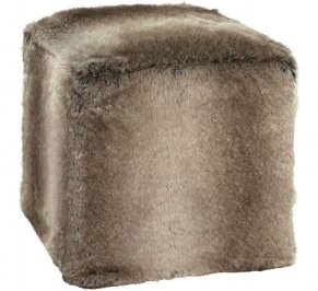 Пуф Winter Home Faux-fur, 99447