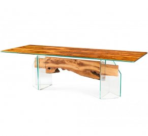 Обеденный стол VG New Trend Glass And Wood, 7511691.00