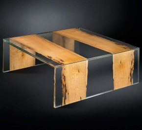 Кофейный столик VG New Trend Glass And Wood, 7511779.00
