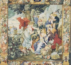 Ковер Bougainville Tapestry, Brecy