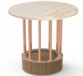 Кофейный столик Mambo Eileen, eileen-coffee-table-copper