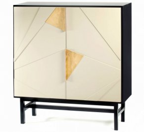 Бар Mambo Unlimited Ideas Jazz, jazz-bar-cabinet-black