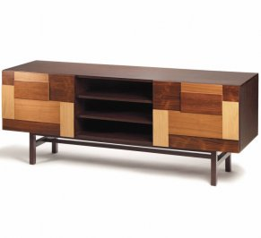 Буфет Mambo Unlimited Ideas Form, form-sideboard-dark-walnut