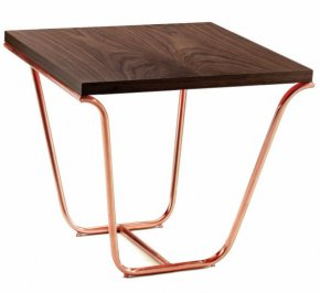 Кофейный столик Mambo Unlimited Ideas Soul, soul-coffee-table-copper