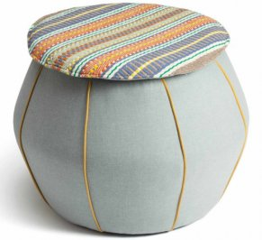 Пуф Mambo Unlimited Ideas Eli, eli-stool-blue