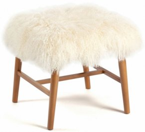 Табурет Mambo Unlimited Ideas Nano, nano-stool-lamb-leather
