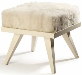 Табурет Mambo Unlimited Ideas Mini, mini-stool-white