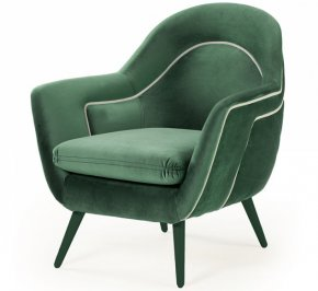 Кресло Mambo Unlimited Ideas Frida, frida-armchair-green