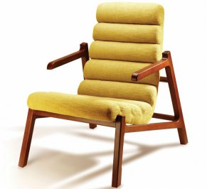 Кресло Mambo Unlimited Ideas Easy, easy-armchair-sunflower