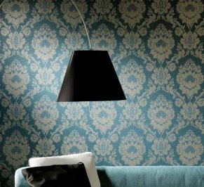 Обои Hookedonwalls Favourite Twist, twisted damask 76033