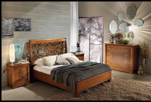 Комплект в спальню Francesco Pasi Armonia - bedroom-set-4