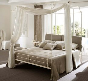 кровати с балдахином купить деревянную кровать с балдахином по