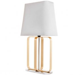 Светильник  настольный Casa Magna Garimpo, garimpo table lamp versao