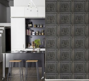 Обои Rebel Walls Surfaces - Bricks And Tiles, R14431