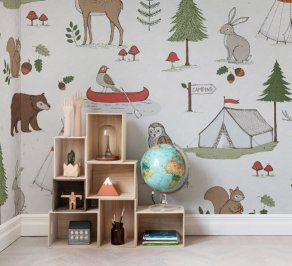 Обои Rebel Walls Kids - Animal, R15311