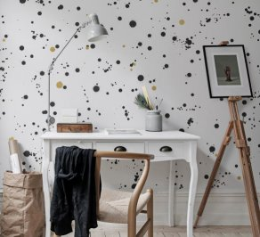 Обои Rebel Walls Patterns - Dots, R15511