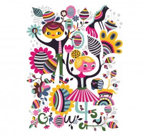 Обои Rebel Walls Kids - Animal, R50803