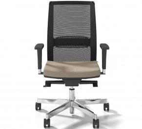 Стул с подлокотниками Forsit by LAS Hello, hello-operative-chair-with-mesh