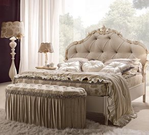 Двухместная кровать Signorini Coco Bedroom Suite, BedroomSuite_302/A