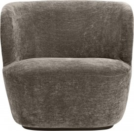Кресло Gubi Stay Lounge Chair, 85_Belsuede-014