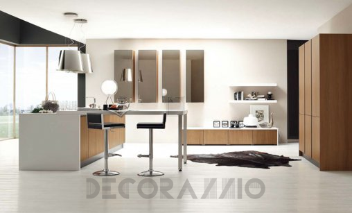 Комплект в кухню Arrex Modern Collection - topazio-01