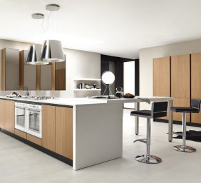 Комплект в кухню Arrex Modern Collection, topazio-01