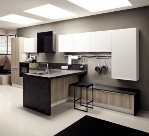 Комплект в кухню Arrex Modern Collection, sesamo-01