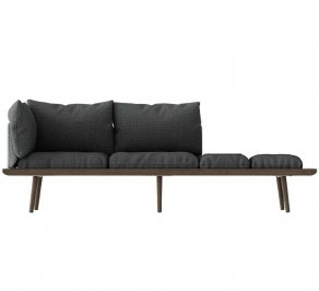 Umage Lounge Around - 3- seater sofa, 5750