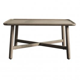 Журнальный столик Kingham Square Coffee Table Grey