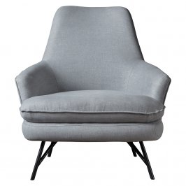 Стул Radlett Chair Bailey Pewter