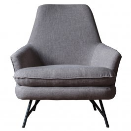 Стул Radlett Chair Modena Nickel