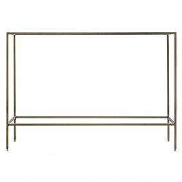 Консольный стол Rothbury Console Table Champagne