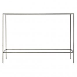 Консольный стол Rothbury Console Table Silver