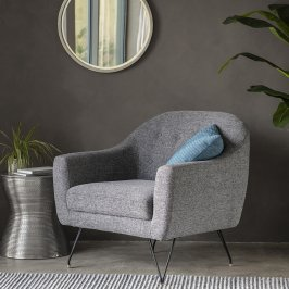 Кресло Volda Armchair Space Grey